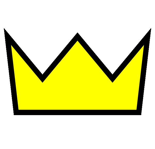 King Crown Clip Art at Clker.com - vector clip art online ...