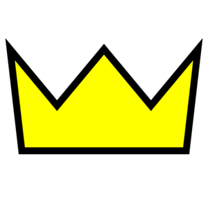 King Crown Clip Art