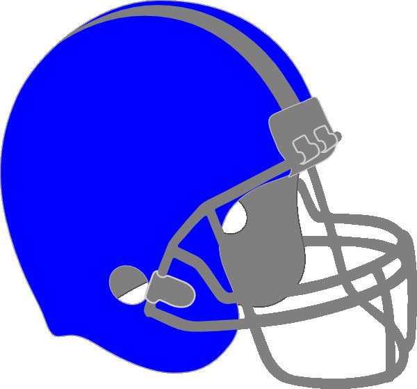 blue football helmet clip art at clker com vector clip art online rh clker com football helmets clipart football helmet clipart for vinyl projects