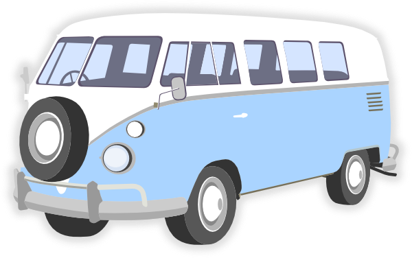 clipart pictures of vans - photo #5