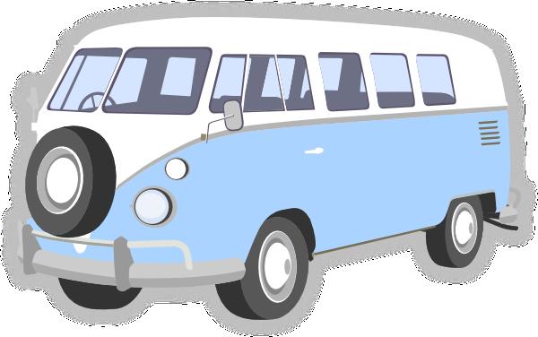 Beetle Camper Van >> Combi Van Clip Art at Clker.com - vector clip art online, royalty free & public domain
