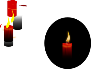 Candle Clip Art