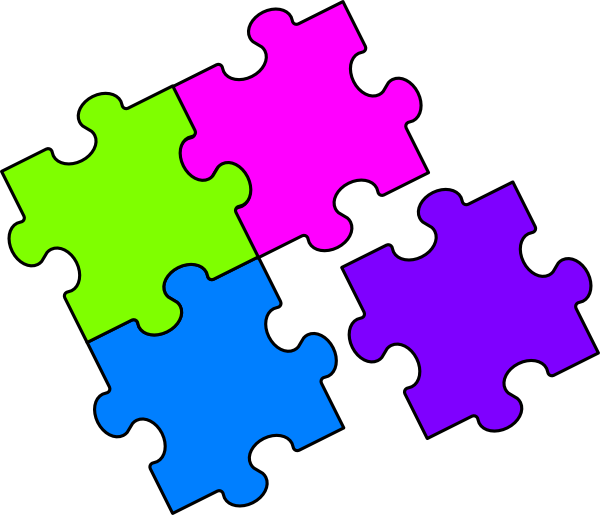 puzzle clip art at clker com vector clip art online royalty free rh clker com clip art puzzle pieces clip art puzzle pieces