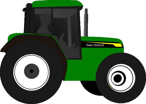 green tractor clip art at clker com vector clip art online rh clker com tractor clipart png tractor clipart png