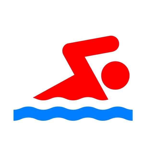 swimming person clip art at clker com vector clip art online rh clker com clip art swimming images clip art swimming images