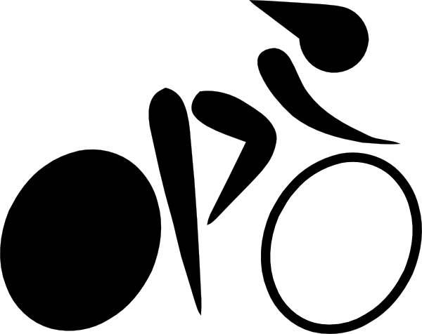 Olympic Track Cycling Logo Clip Art at Clker.com - vector clip art ...