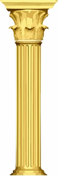 Pillar Clip Art At Clker Com Vector Clip Art Online Royalty Free Amp Public Domain
