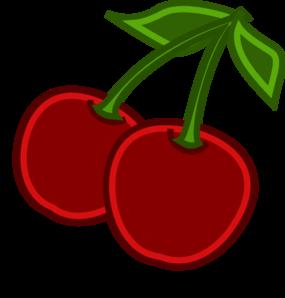 cherries clip art at clker com vector clip art online royalty rh clker com clip art cherry tomatoes clip art cherry tomatoes