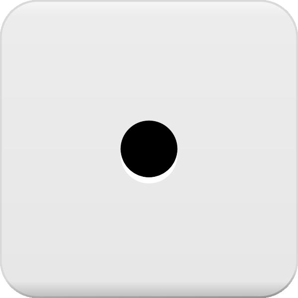 Dice 1 clip artDice Clip Art 1