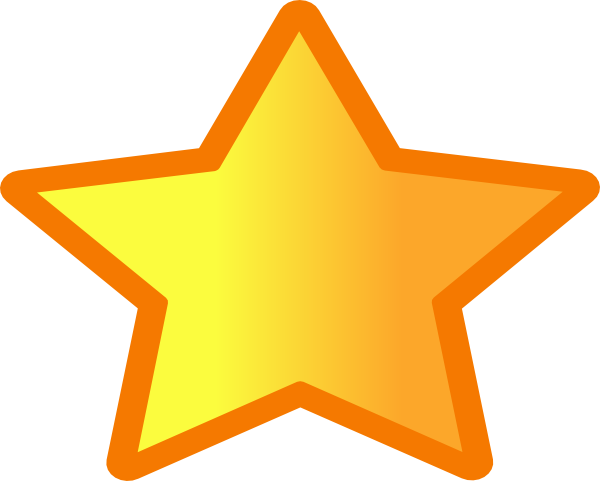Tiny Star Clip Art at Clker.co...
