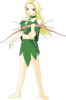 Elvish Archer Clip Art