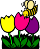 Busy Bee Clip Art