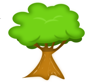 flo xpress large tree clip art at clker com vector clip art online rh clker com clipart tree with roots clipart tree ball in