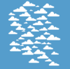 Clouds In Sky Clip Art