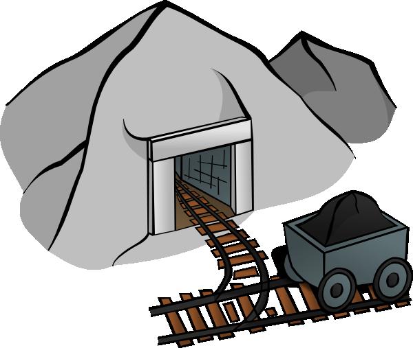coal clip art at clker com vector clip art online royalty free rh clker com coal miner clip art free download coal miner clipart