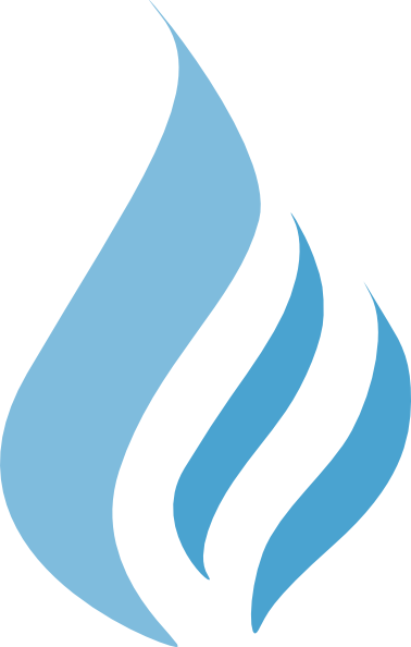 gas flame logo clip art at clkercom vector clip art