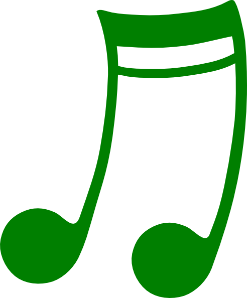green music note clip art at clker com vector clip art music notes vector free download musical notes vector free download