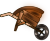 Wheelbarrow Clip Art