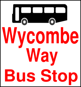 Wycombe Way  Clip Art