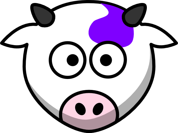 clipart cow pictures - photo #36
