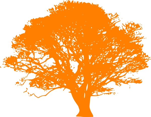 Citrus Orange Tree Clip Art at Clker.com - vector clip art ...