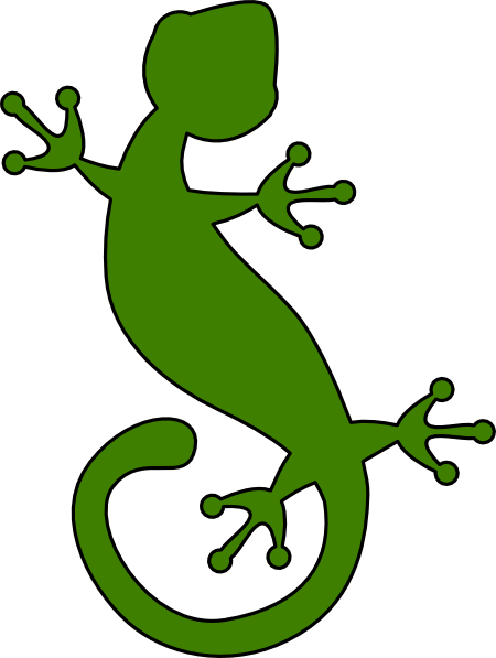 gecko clip art at clker com vector clip art online royalty free rh clker com gecko clipart black and white gecko clipart images