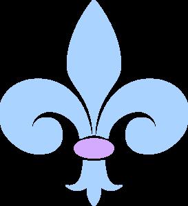 Fleur De Lis Clip Art at Clker.com - vector clip art online ...