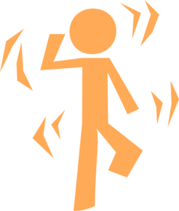 Personorange Dancing Clip Art