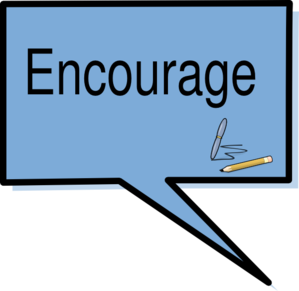 Encourage Clip Art