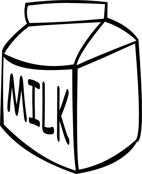 milk clip art at clker com vector clip art online royalty free rh clker com milk clipart black and white milk clipart png