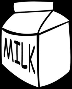 milk clip art at clker com vector clip art online royalty free rh clker com clip art milking cow clip art milk