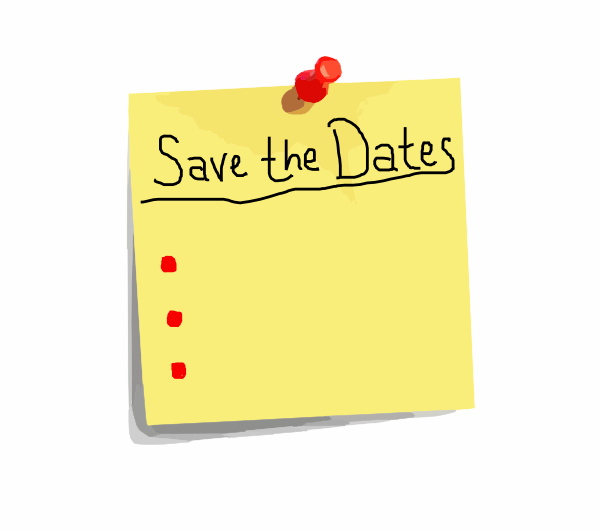 Save the Date! | Clipart Panda - Free Clipart Images