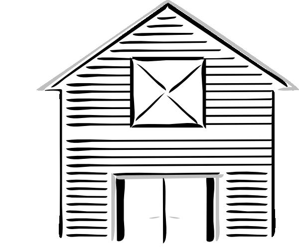 Barn Clip Art at Clker.com - vector clip art online ...