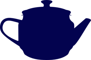 Tea Navy Pot Clip Art