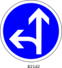 Road Sign France Clip Art