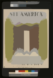 See America Visit The National Parks. Clip Art