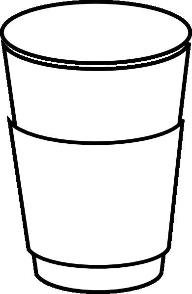paper coffee cup clip art at clkercom vector clip art