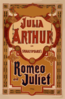 Julia Arthur In Shakespeare S Romeo And Juliet Clip Art