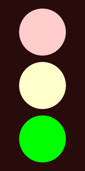 clipart traffic light green - photo #8