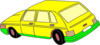 Hatchback Car Clip Art