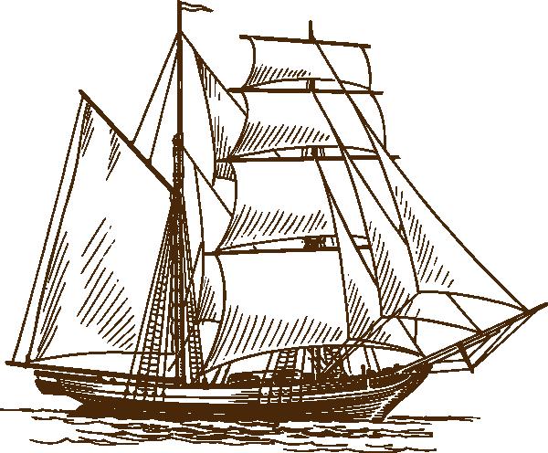 Sail Boat Clip Art at Clker.com - vector clip art online ...