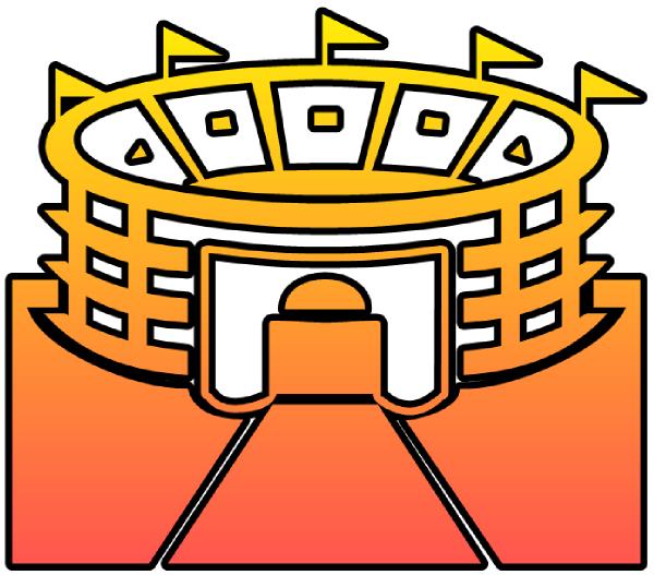 stadium cutout clip art at clker com vector clip art online rh clker com  football stadium clipart
