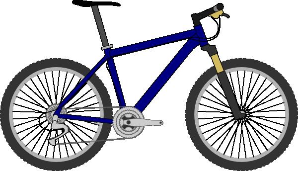 Sepeda Clip Art at Clker.com - vector clip art online