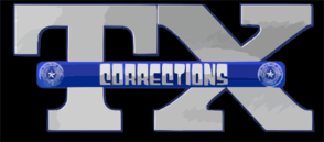 Tx Corrections Steel Clip Art