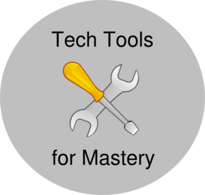 Tech Tools For Mastery Clip Art