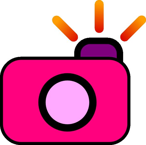 Camera Clip Art at Clker.com - - 26.3KB