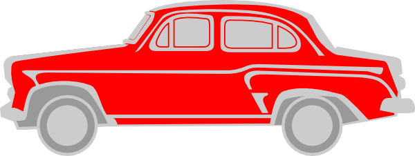 Red Car Clip Art At Clker Com Vector Clip Art Online Royalty Free Amp Public Domain