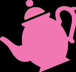 Teapot Pouring Clip Art at Clker.com - vector clip art online, royalty ...
