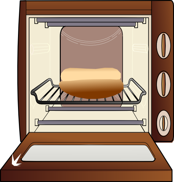 Bun In The Oven Clip Art at Clker.com - vector clip art online ...