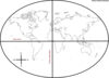 World Map Sketch Clip Art